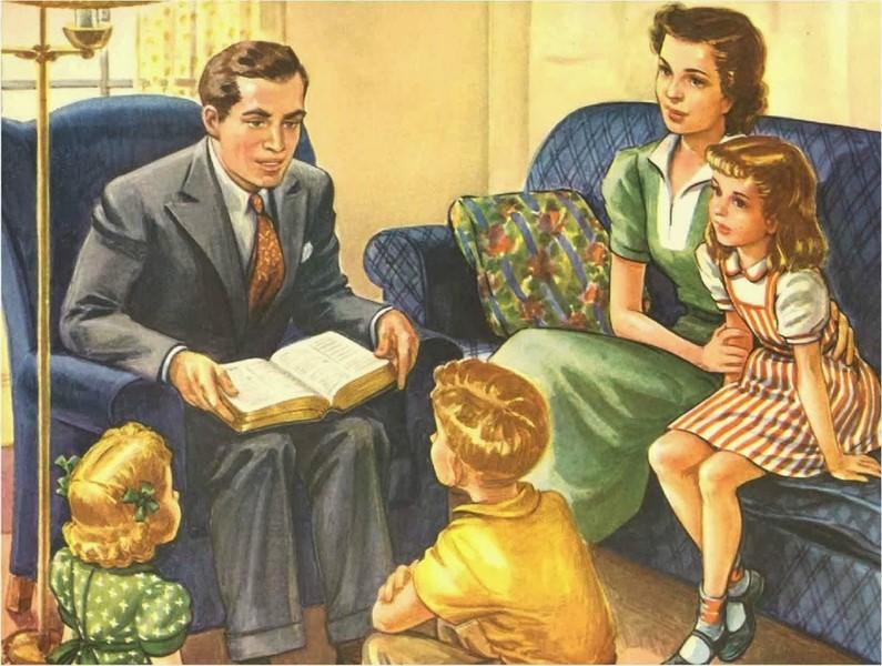 Gia đình là thầy dạy về các giá trị nhân bản và Kitô