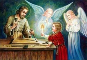 Thánh Tâm Chúa Giêsu với người lao động
