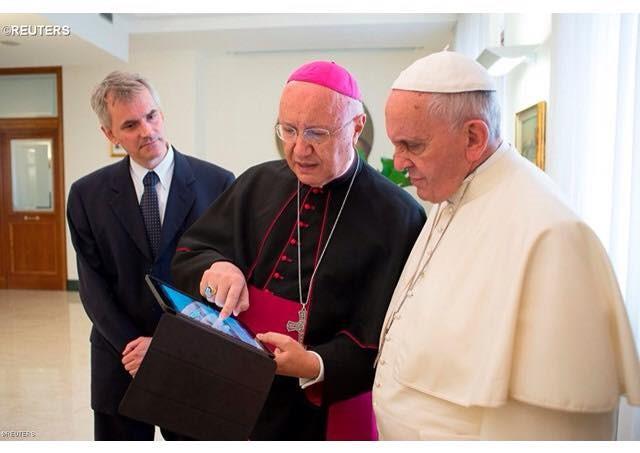Công bố sứ điệp của Đức Thánh Cha nhân ngày Truyền Thông xã hội lần thứ 49