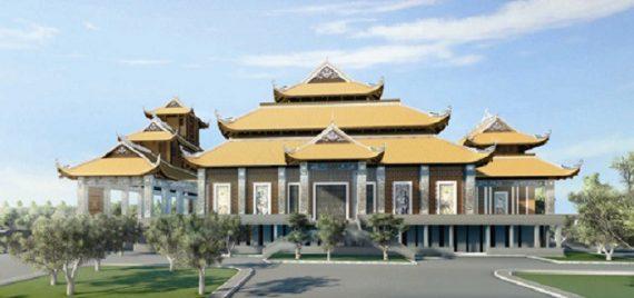 Đền Thánh La Vang – Và văn hoá đình làng