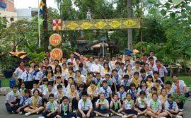 Thiếu nhi Thánh Thể tham dự Trại Hè Đồng Hành – Quyết Tiến 15