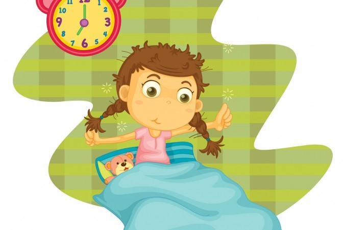 Giấc ngủ quan trọng như thế nào đối với con của bạn?