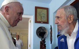 Đức Thánh Cha Phanxicô gặp gỡ Fidel Castro