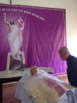 Cáo Phó: Linh mục Giuse PHAN DU VỊNH