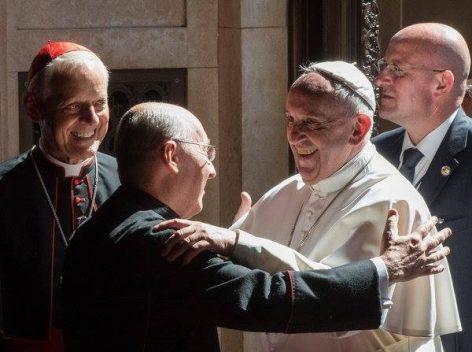 Ở Washington, Đức Phanxicô góp ý nhẹ các Giám mục Mỹ