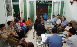 Giáo khu Martinô họp mặt giáo dân