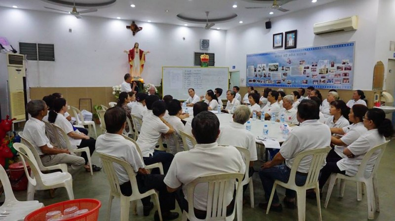 Ban Caritas hat Phu Tho (12)