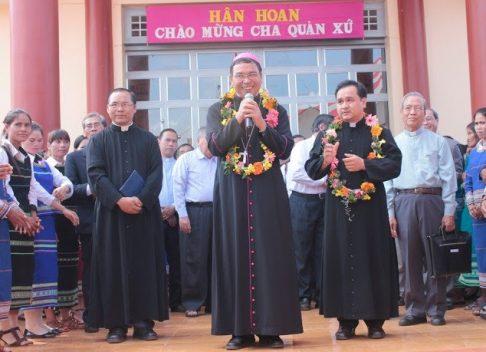 Thánh lễ tạ ơn thành lập Giáo xứ Kon H'ring Banmêthuột