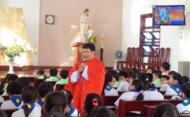 Thánh lễ Thiếu nhi Mừng Kính Các Thánh Tử Đạo Việt Nam