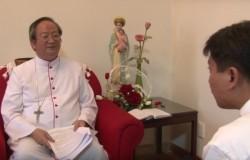Phỏng vấn Đức Tổng Giám mục Phaolô Bùi Văn Đọc về Đại hội thế giới các Gia Đình 2015 và Thượng Hội đồng Giám mục kỳ XIV