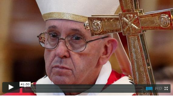 Video: Thế Giới Nhìn Từ Vatican 29/10 – 04/11/2015: Mùa tưởng nhớ