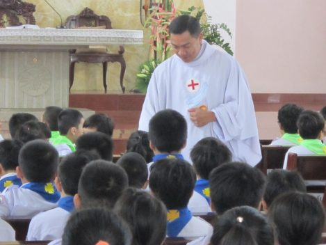 [Audio Bài Giảng] Chúa Nhật XXXI Lễ Các Thánh Nam Nữ TN – Năm B Thánh Lễ Thiếu Nhi