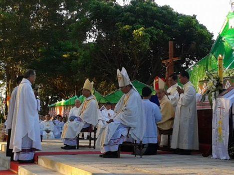 Thánh lễ tấn phong tân giám mục Aloisio Nguyễn Hùng Vị