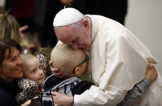 ĐTC Phanxicô: Lòng thương xót Chúa luôn luôn hoạt động để cứu thoát con người.