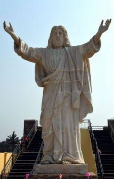 Nigeria: khánh thành bức tượng Chúa Giêsu lớn nhất châu Phi.