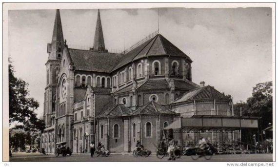 Tổng Giáo phận Sài Gòn-Qua Dòng lịch sử