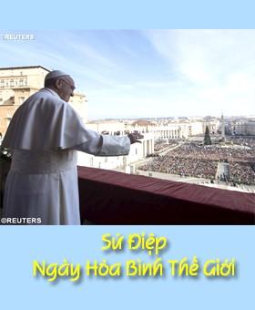 Đức Thánh Cha Phanxicô: Niềm hy vọng Kitô giúp nhìn mọi sự với đôi mắt của Chúa Kitô phục sinh.