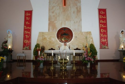 Thánh lễ Minh Niên Tết Bính Thân