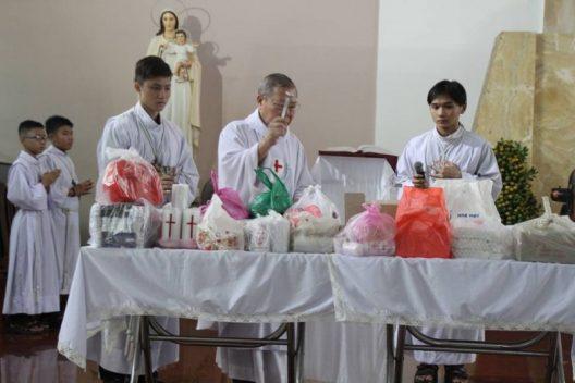 Thánh Lễ Nến