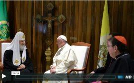 Video: Thế Giới Nhìn Từ Vatican 11 – 17/02/2016: Trang sử mới trong quan hệ Công Giáo – Chính Thống Giáo Nga
