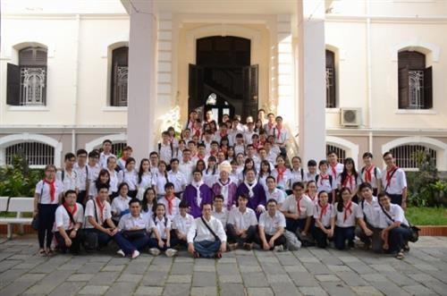 TGP Sài Gòn: Khai giảng Khóa Huấn luyện huynh trưởng năm 2016