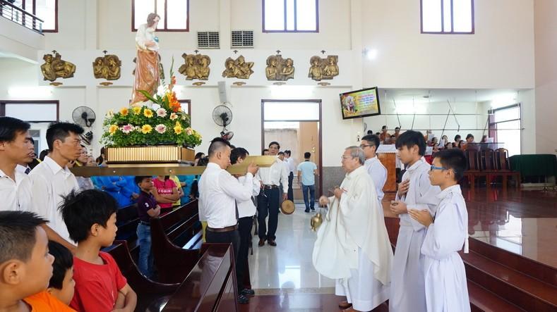 Khu Giáo II : Mừng Bổn Mạng Thánh Giuse