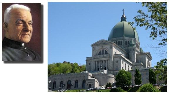 ĐỀN THÁNH GIUSE NGUY NGA TẠI MONTREAL, CANADA