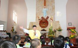 Thánh lễ Phục Sinh dành cho thiếu nhi
