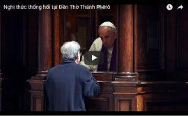 Video: Nghi thức thống hối tại Đền Thờ Thánh Phêrô