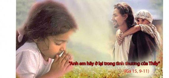 Ở LẠI TRONG TÌNH YÊU