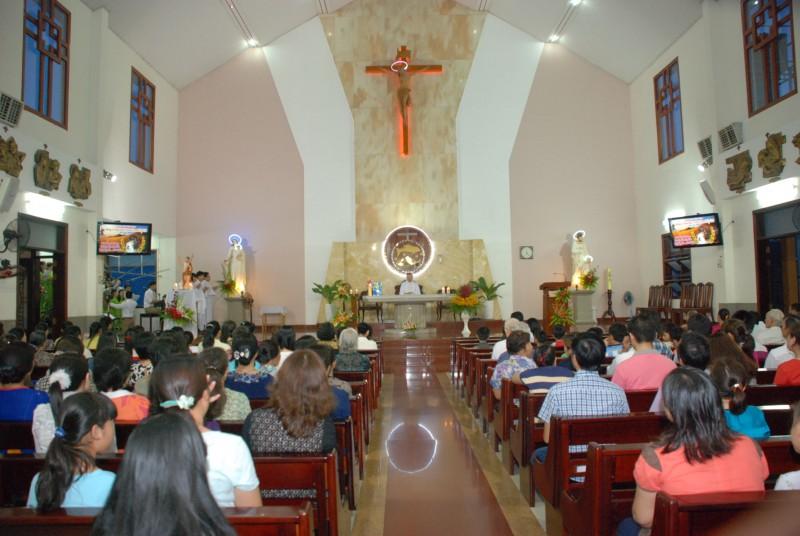 Thánh lễ Mừng Kính Thánh Gioan Baotixita