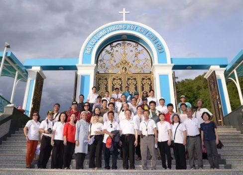 Mục vụ Truyền thông Giáo phận Sài Gòn Hành hương