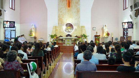 Lễ nhớ Thánh Gioakim và Anna