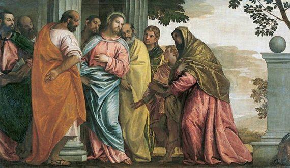 SUY NIỆM THỨ HAI TUẦN XVII THƯỜNG NIÊN C– PHỤC VỤ KHÔNG LO QUYỀN BÍNH