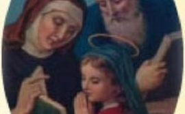 [Audio Thánh Lễ] Lễ Nhớ Thánh Joachim Và Anna Song Thân Đức Maria Và Bổn Mạng CBMCG Gx. Phú Hòa Năm C