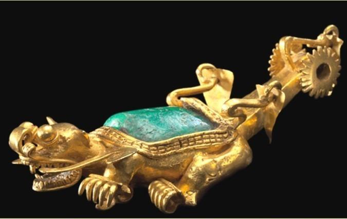 Di vật cổ đại: Thiết bị cơ khí hạng nặng hay là đồ trang sức vàng thuần túy?