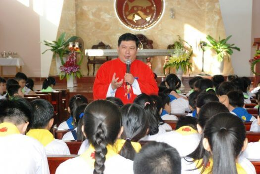 Lễ Thiếu Nhi Mừng Kính Các Thánh Tử Đạo Việt Nam