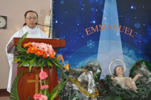 Thánh lễ mừng Chúa giáng sinh ban ngày