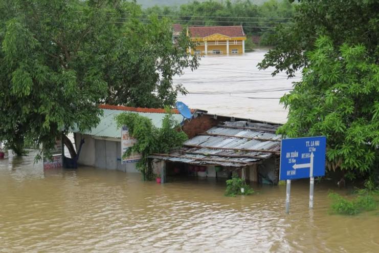 Hội đồng Giám mục Việt Nam: Thư uỷ lạo và kêu gọi cứu trợ các nạn nhân lũ lụt Miền Trung