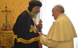 Tòa thánh loan báo : ĐGH sẽ thăm Ai Cập vào cuối tháng 4 năm 2017