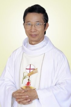 Thiệp tang: lễ an táng cha Giuse Maria Đỗ Đình Ánh