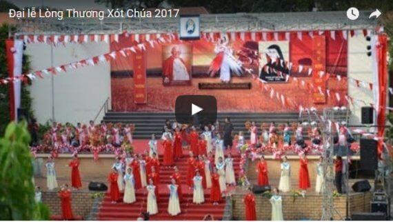 Phát trực tiếp : Đại lễ Lòng Thương Xót Chúa 2017