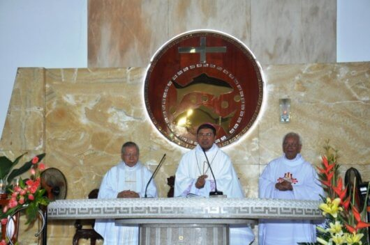 Thánh lễ kính Thánh Antôn bổn mạng cha sở