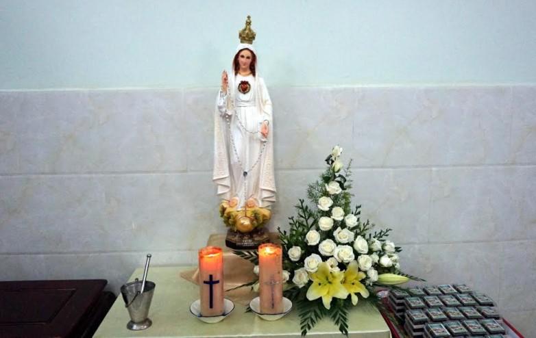 Giáo khu Thánh Martinô : Tôn Vinh Mẹ Maria nhân kỷ niệm 100 Năm hiện ra tại Fatima