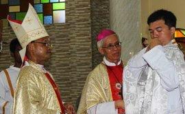 Linh mục Truyền giáo Salêdiêng người Việt Nam được phong chức ở Bangladesh
