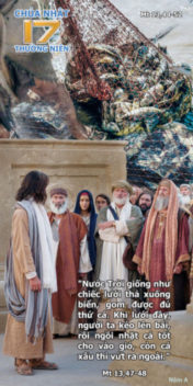 [Audio Thánh Lễ] Chúa Nhật XVII TN – A : Dụ Ngôn Nước Trời.