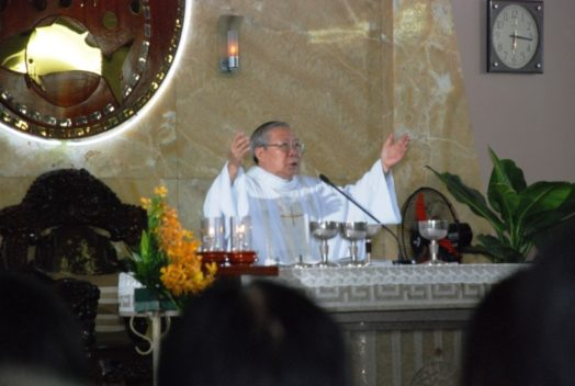 Thánh lễ mừng kính trọng thể Đức Mẹ hồn xác lên trời