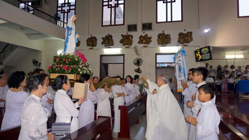 Mừng Sinh Nhật Đức Maria Bổn mạng Legio Mariae