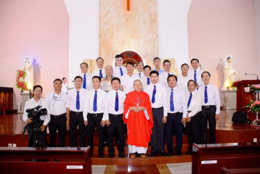 Thánh lễ kính Thánh Mattheu: Mừng bổn mạng Truyền thông giáo xứ