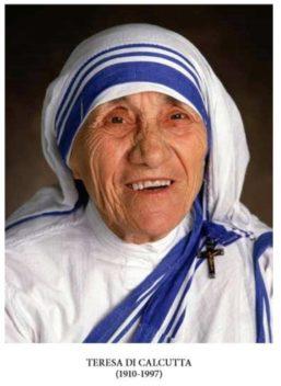 Ngày 05/09 Chân phước Têrêsa Calcutta, Nữ tu (1910-1997)